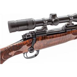 Exquisite Custom Built Pre-64 Win. Model 70 Rifle
