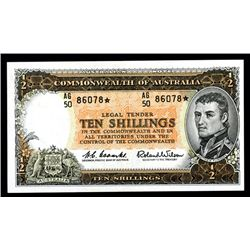 Commonwealth of Australia, ND (1961-65) Replacement / Star Note.