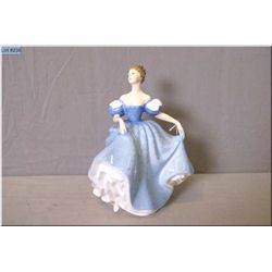 "Royal Doulton figurine "" Kathryn"" HN3413"