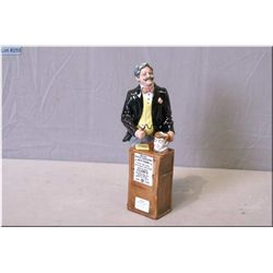 """Royal Doulton figurine """"The Auctioneer"""" HN2988"""