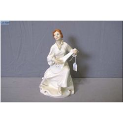 """Royal Doulton figurine """"Serenade"""" HN2753 from The Enchanted Collection"""