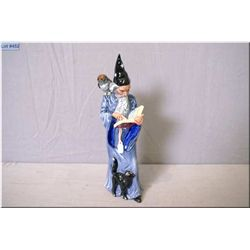 "Royal Doulton figurine "" The Wizard"" HN2877"