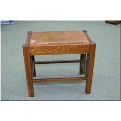 Mission stool