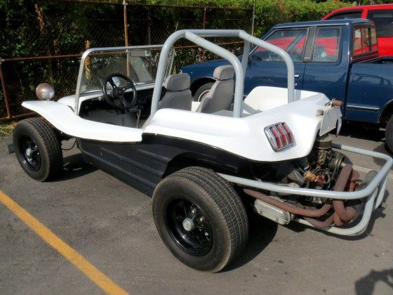 1961 VW Chassis Based FG Dune Buggy