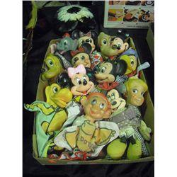 Disney Hand Puppets