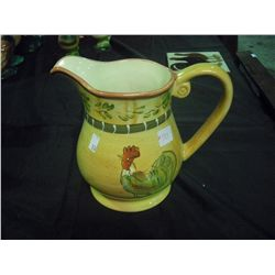 Cocorico Rooster Pitcher