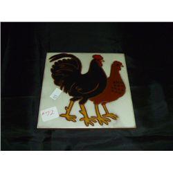 Itailian Rooster Trivit
