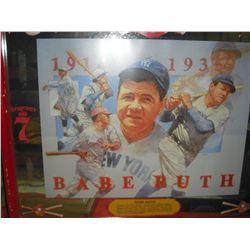Babe Ruth Mirror