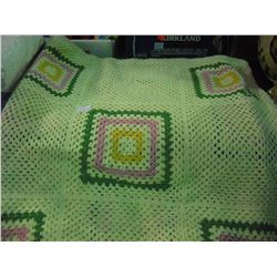 Crochet Bed Spread