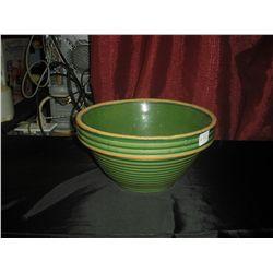9 clay bowl