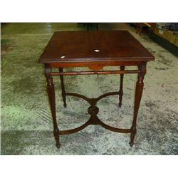 Mahagony End Table