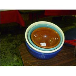 Bowls (Set 4)(unmarked)