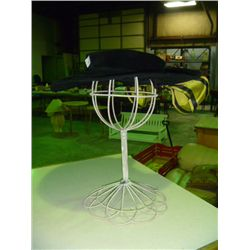 Black Labelle Made in Italy hat w/Stand
