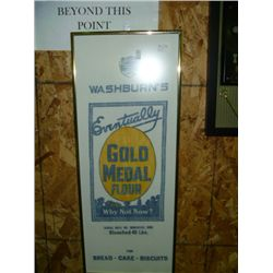 Washburns Gold Medal Flour Picture