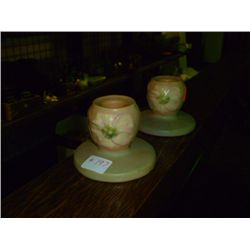 Weller Candle Stick Holders