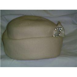 Henry Pollock Inc Glenover Cream Hat
