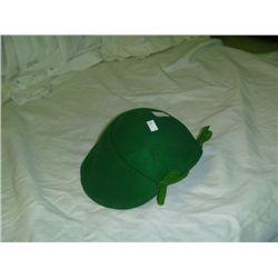 Green Belvedere Wool Hat