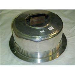 Regal Aluminum Covered Cake Dish