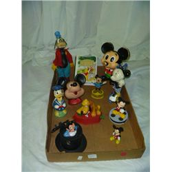 Mickey Mouse/Disney Collectibles