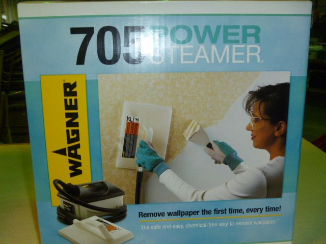 Wagner 705 Power Steamer