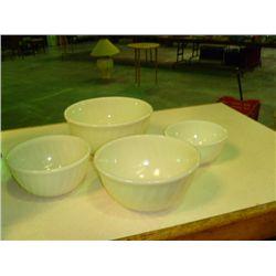 FireKIng Overware Bowls Set 4