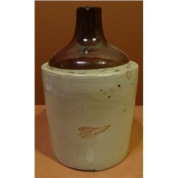 RW 1 gal. jug, 2 in. wing, small chips on bottom