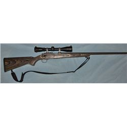 RUGER 77/17, 17 cal.,  all weather w/Leupold scope, sn 703-04409