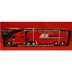 ACE, Tractor Trailer, Limited 2003 Exclusive, sound effects, 24""
