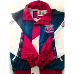 MICHAEL JACKSON HALF TIME SHOW SUPERBOWL XXVII JACKET