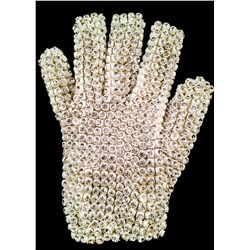 MICHAEL JACKSON PROTOTYPE GLOVE CREATED BY BILL WHITTEN