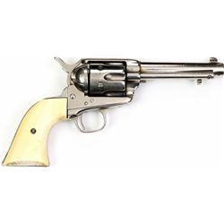 Antique Colt SA .45 cal. SN 34236 revolver