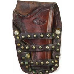 Miles City bunkhouse repaired holster