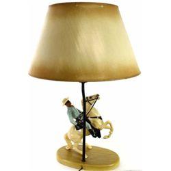 Rare original Lone Ranger table lamp