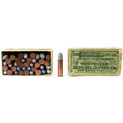 45 rounds Winchester 32 extra long