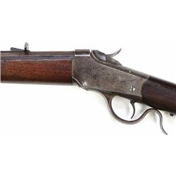 Winchester 1885 38 WCF SN 33384
