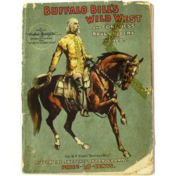 Original Buffalo Bill's Wild West historical