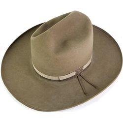 Vintage Miller felt cowboy hat 4X quality,