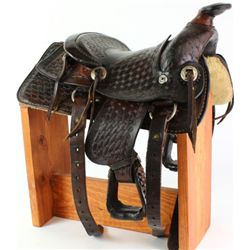 Quality miniature saddle salesman sample size