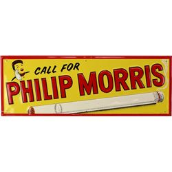 New Old Stock advertising sign for Philip