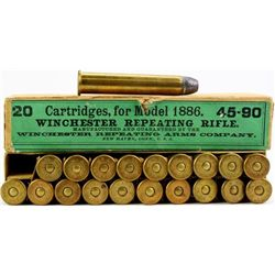 Winchester full correct 45-90 300 black powder