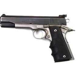 Colt Combat Elite .45 cal. SN CG10048 semi