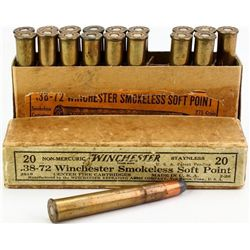 Winchester 38-72 Smokeless Soft Point