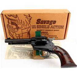 Savage Model 101 .22 LR SN 49722