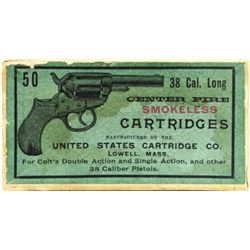 US Cartridge Co. 2 piece picture box
