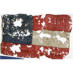 Authenticate1861 Confederate First National Flag