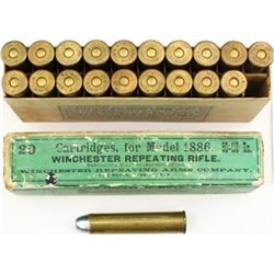 Winchester 50-110 Express full correct reloads