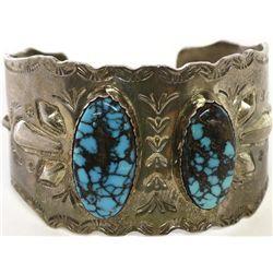Nicely accomplished Navajo bracelet