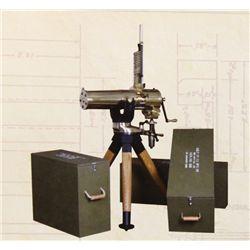Serial No. 1 Bulldog Gatling Gun by U.S. Armarrent