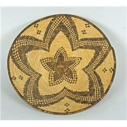"Large 14"" diameter Yavapai Apache squash blossom"