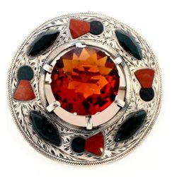 Large impressive brooch from the Seth Bullock